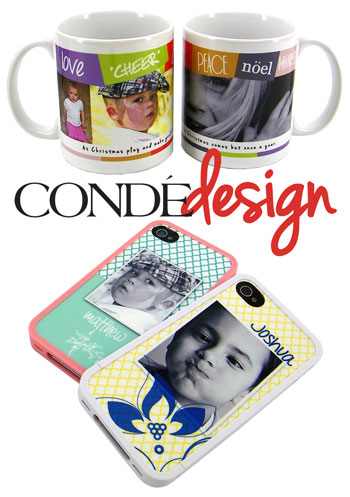 Condé Introduces New Dye-Sublimation Design Templates | Impressions