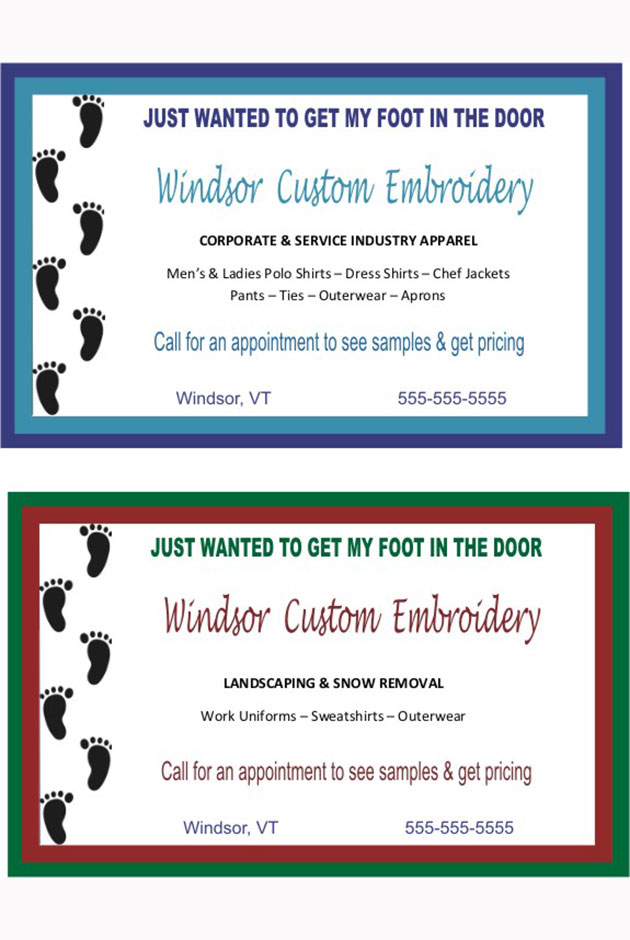 Marketing Your Embroidery Business | Impressions