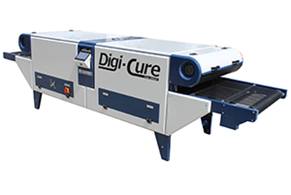 Adelco Digi-Cure Digital & Screen Printing Textile Dryer